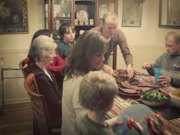 Family Dinner Tradition