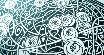 Vintage Art Deco Floral Patterns for Inspiration