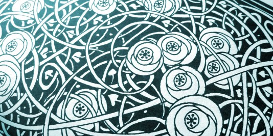 Vintage Art Deco Floral Patterns for Inspiration