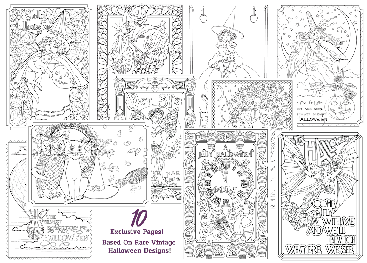 Downloadable Coloring Pages Tag: 31 Free Downloadable Coloring ... | 880x1230